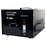 Step Up/Down Voltage Transformers